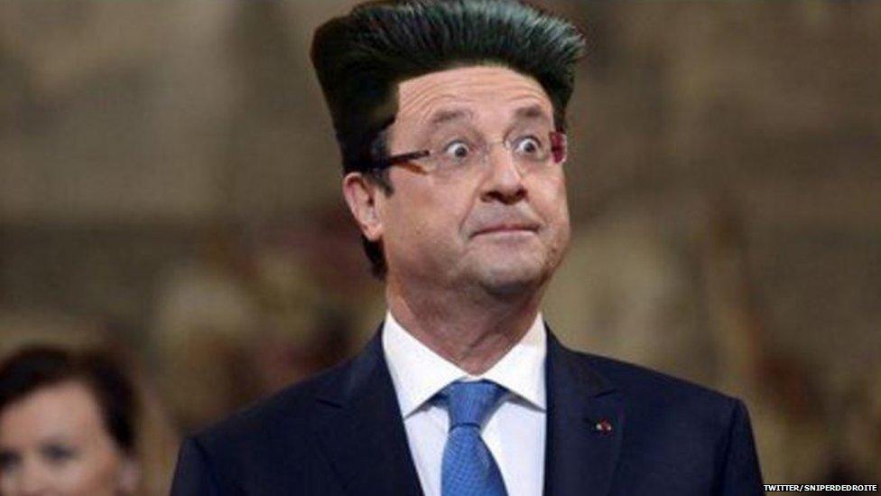 Tiền cắt tóc của Tổng thống Pháp hết 247 triệu/tháng - 2