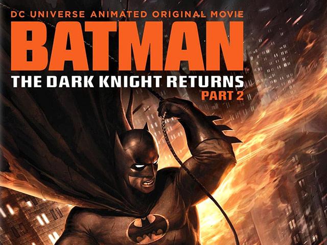 Trailer phim: Batman: The Dark Knight Returns Part II - 1