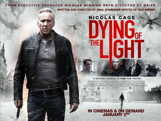Trailer phim: Dying Of The Light - 1