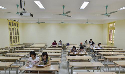 Dự kiến ngày 16/7, Đại học Thủy Lợi công bố điểm thi - 1
