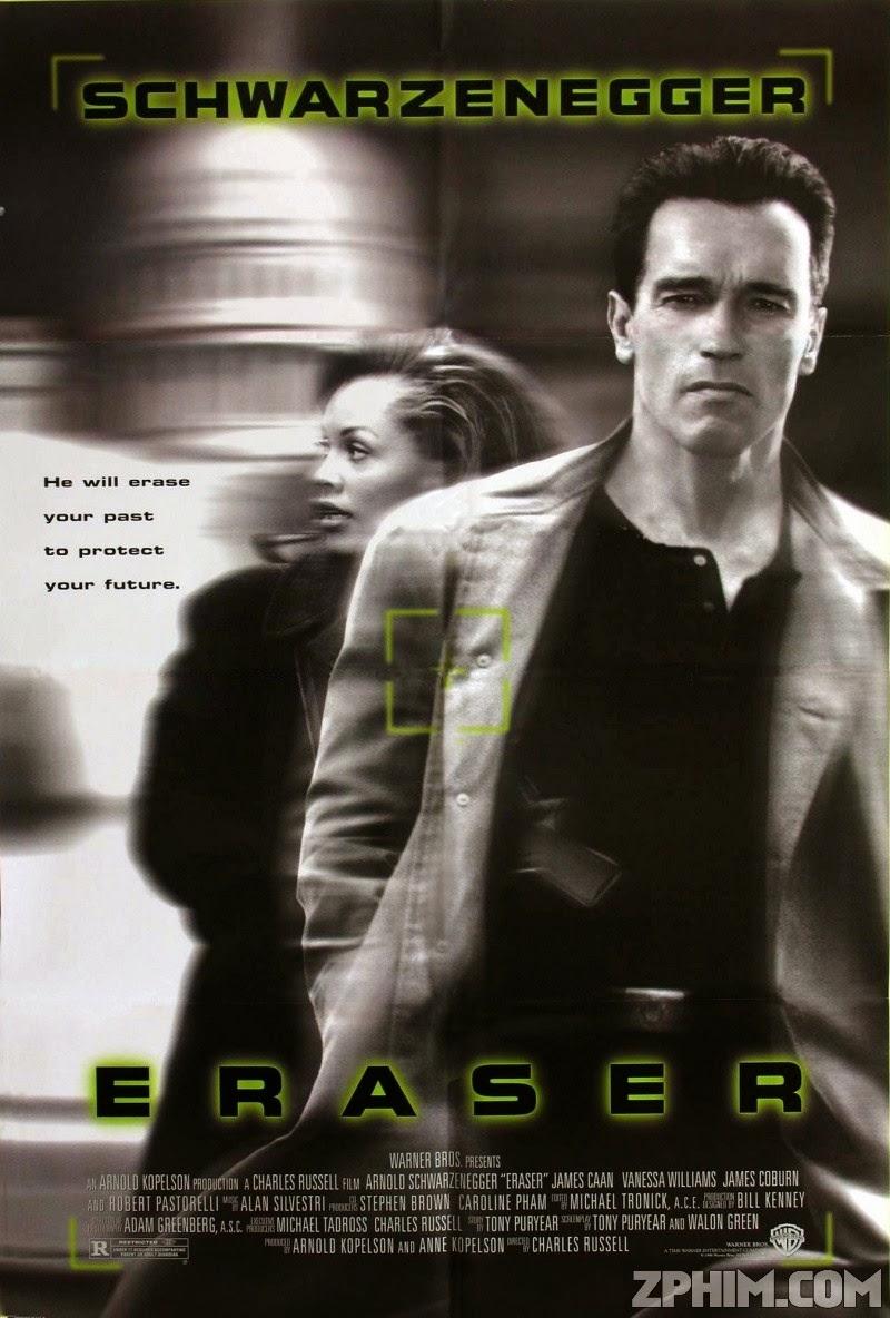 Trailer phim: Eraser - 1