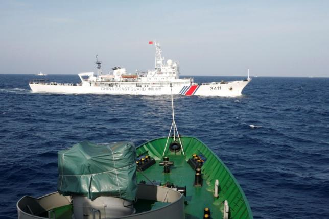 """Mỹ ngoại giao ngầm giúp Biển Đông """"giảm nhiệt"""" - 1"""