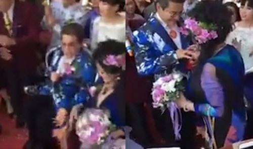MC Thanh Bạch bất ngờ kết hôn với bà chủ Thúy Nga Paris - 1