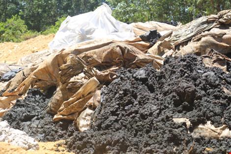 Vụ chôn lấp bùn thải: Formosa thừa nhận sai phạm - 1