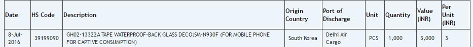 Đây có thể là hình ảnh Samsung Galaxy Note 7 chân thực nhất - 3
