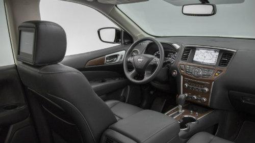 Nissan Pathfinder 2017 mạnh hơn, tiện lợi hơn - 4