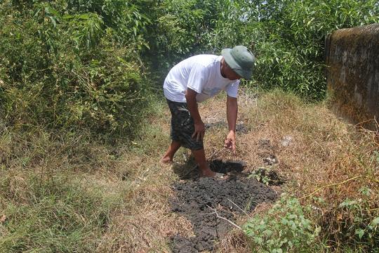 Chất thải từ nhà máy Formosa được chôn lấp ở nhiều nơi - 1