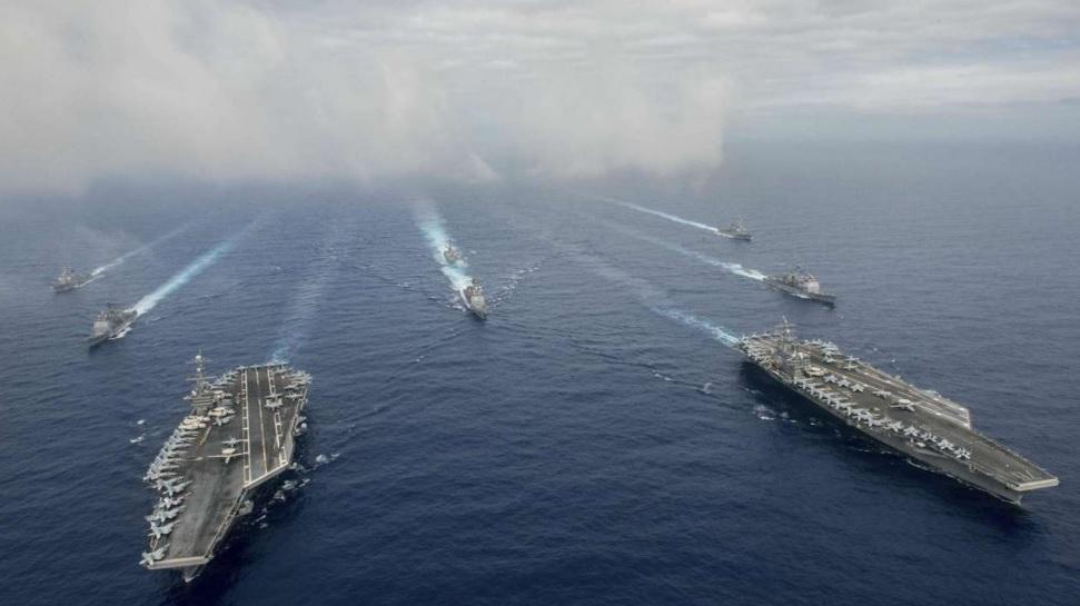 Phán quyết Biển Đông có đẩy TQ vào cuộc chiến với Mỹ? - 4