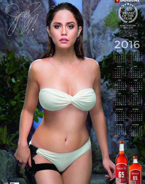 Lộ diện cô gái gợi cảm nhất Philippines năm 2016 - 2