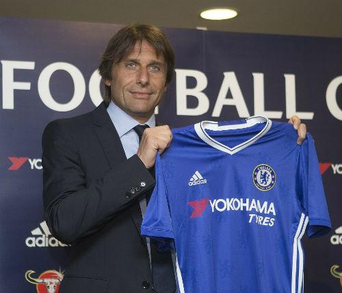 """Tới Chelsea, Conte muốn nhờ Ranieri """"quân sư"""" - 1"""