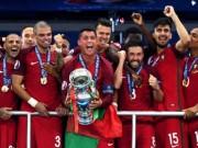 BXH FIFA tháng 7: Bồ Đào Nha của CR7 lên số 6 thế giới