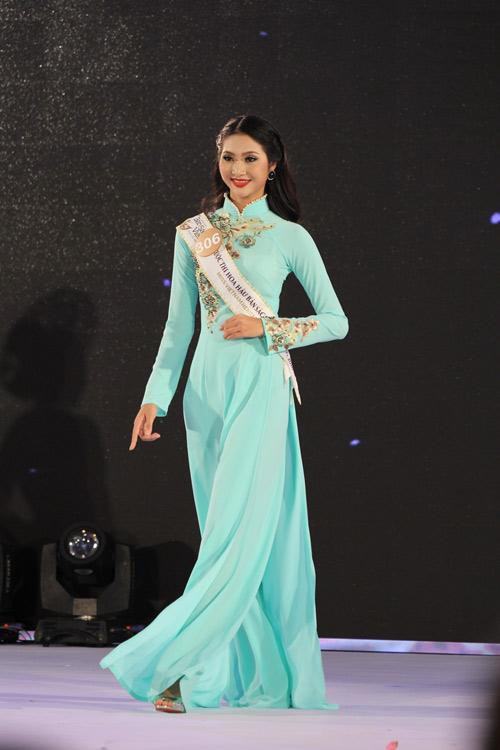 Lộ diện 15 mỹ nữ lọt vào vòng chung kết Hoa hậu Bản sắc Việt - 1