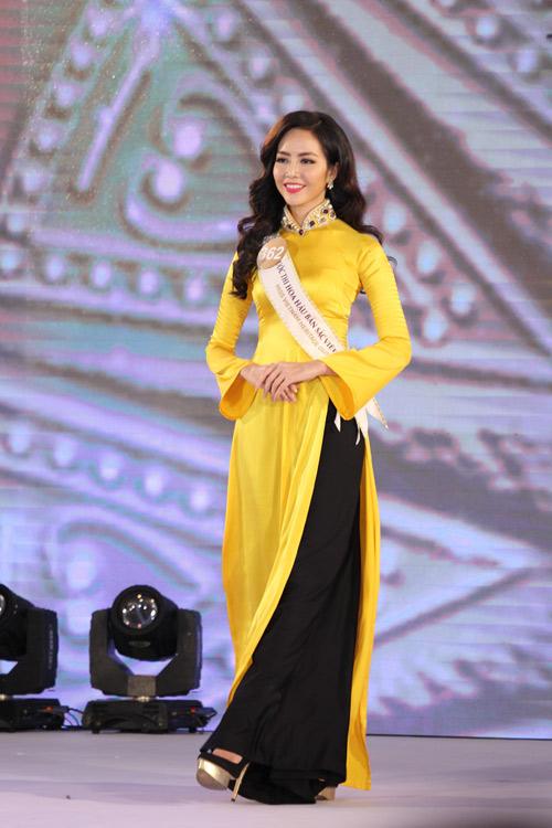 Lộ diện 15 mỹ nữ lọt vào vòng chung kết Hoa hậu Bản sắc Việt - 6