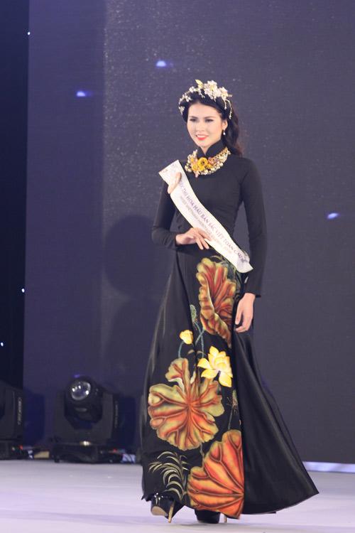 Lộ diện 15 mỹ nữ lọt vào vòng chung kết Hoa hậu Bản sắc Việt - 4
