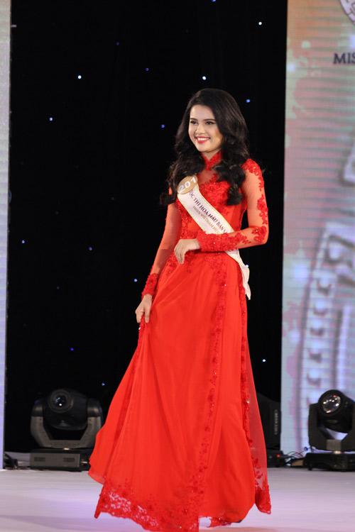 Lộ diện 15 mỹ nữ lọt vào vòng chung kết Hoa hậu Bản sắc Việt - 8