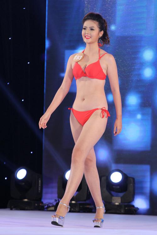 Lộ diện 15 mỹ nữ lọt vào vòng chung kết Hoa hậu Bản sắc Việt - 12