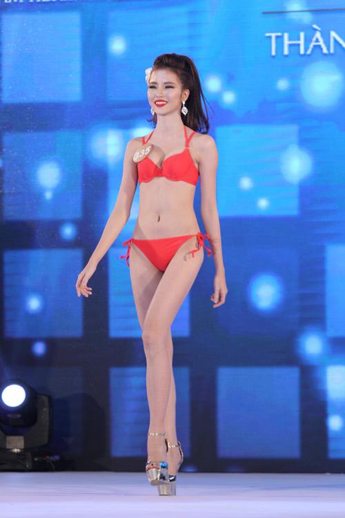 Lộ diện 15 mỹ nữ lọt vào vòng chung kết Hoa hậu Bản sắc Việt - 13