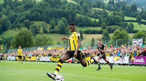 """Dortmund - St. Pauli: """"Mưa bàn thắng"""" đã mắt - 1"""
