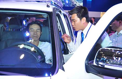 Người Việt quay lưng với ô tô Trung Quốc - 1