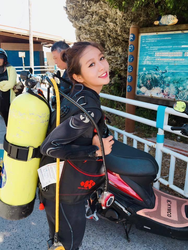 Nữ thợ lặn xinh nhất quả đất khiến dân mạng điên đảo - 2