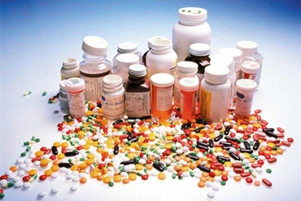 Đình chỉ lưu thông hàng loạt thuốc kháng sinh kém chất lượng - 1