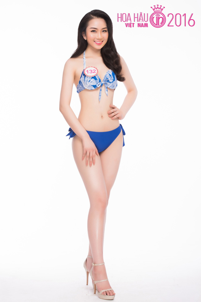 Ngắm ảnh bikini nóng bỏng của thí sinh Hoa hậu VN 2016 - 14