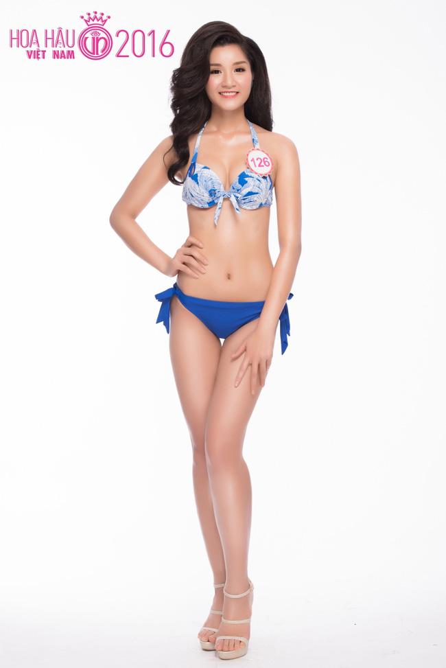 Ngắm ảnh bikini nóng bỏng của thí sinh Hoa hậu VN 2016 - 13
