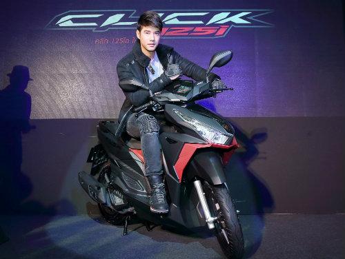 Honda Click 125i 2016 Thái giá 31,5 triệu đồng nóng sốt - 1