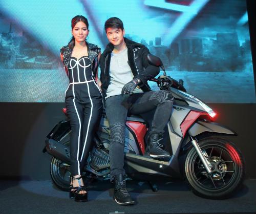 Honda Click 125i 2016 Thái giá 31,5 triệu đồng nóng sốt - 5