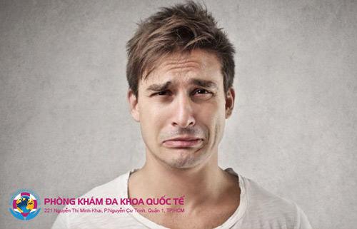 Những bệnh nam khoa thường gặp ở nam giới trên 40 - 1