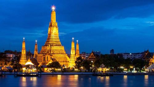 Du lịch Thái Lan trọn gói giá 3,999,000 VNĐ - 1