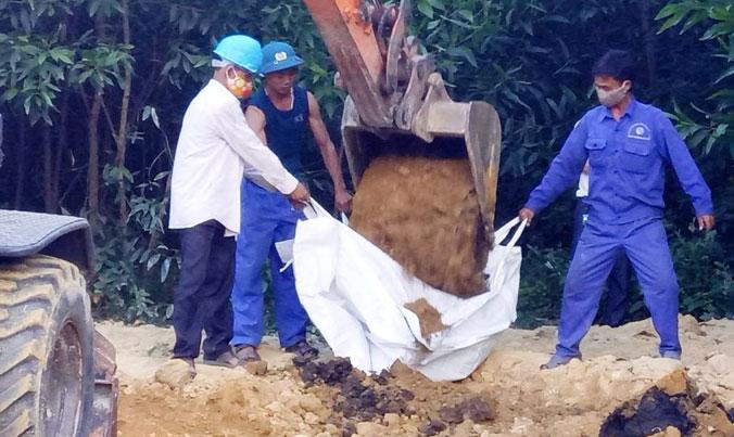 Vụ Formosa đổ bùn thải: Có thể xử lý hình sự - 1
