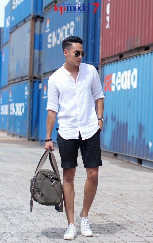 Thí sinh Vietnam's Next Top Model khoe street style cực ngầu - 11