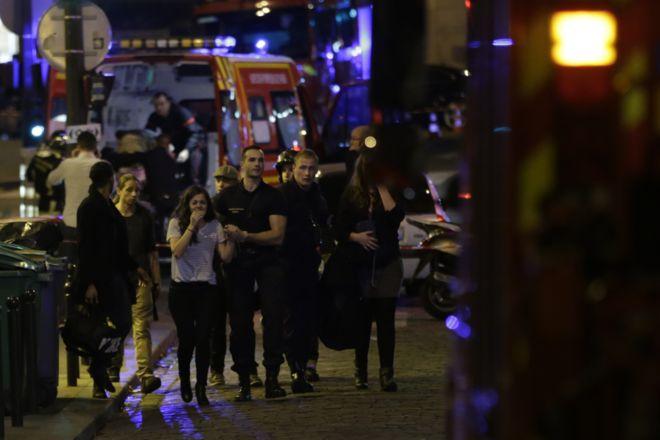 Pháp: 7 vụ khủng bố, 230 người chết trong 18 tháng - 3