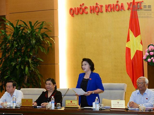 Hội đồng bầu cử xem xét tư cách ông Trịnh Xuân Thanh - 1