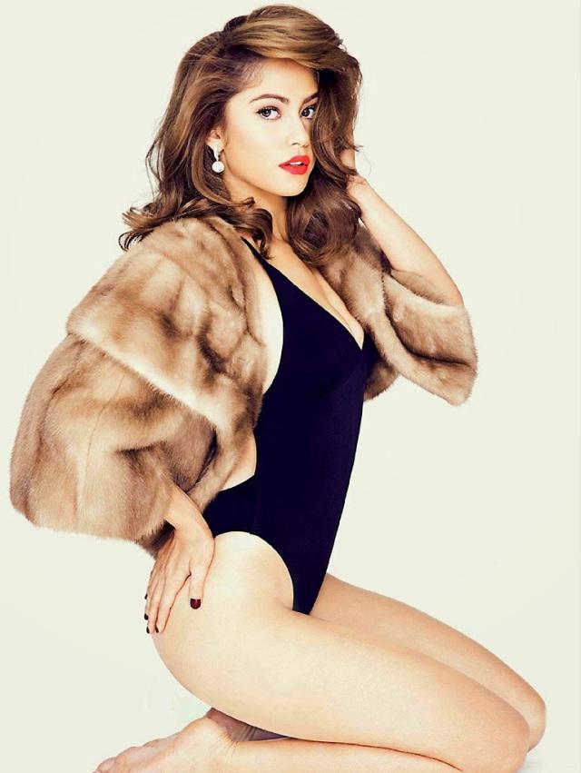 Bí mật vẻ đẹp của cô gái sexy nhất Philippines 2016 - 5