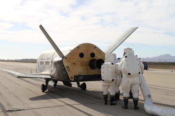 Nga xây dựng trạm ném bom ngoài vũ trụ - 1