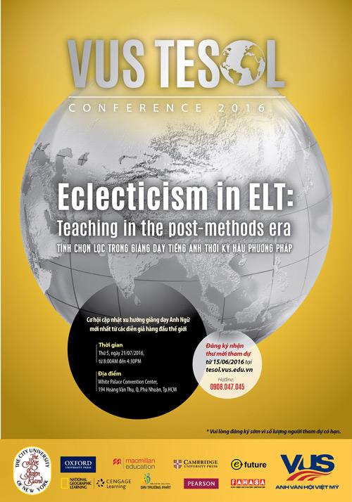Hội nghị giảng dạy Tiếng Anh VUS-TESOL lần thứ 11 - 2