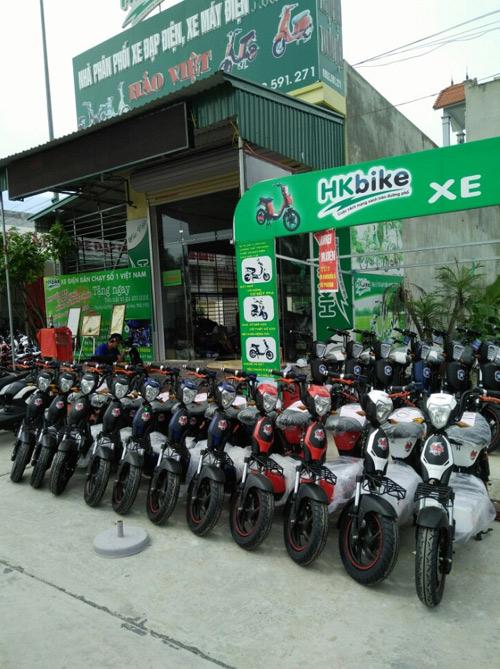 Xuất hàng nghìn xe máy điện HKbike Crazy Bull mà vẫn thiếu hàng - 4