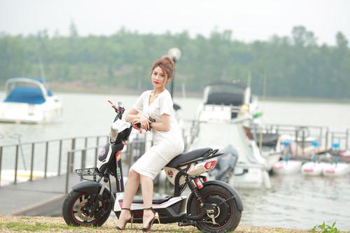 Xuất hàng nghìn xe máy điện HKbike Crazy Bull mà vẫn thiếu hàng - 5