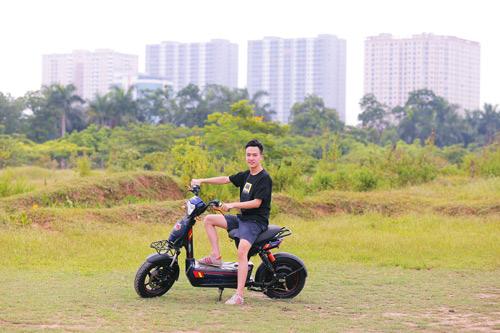 Xuất hàng nghìn xe máy điện HKbike Crazy Bull mà vẫn thiếu hàng - 6