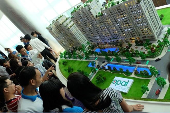 TP.HCM sẽ công khai các dự án đang thế chấp, bảo vệ người mua nhà - 1