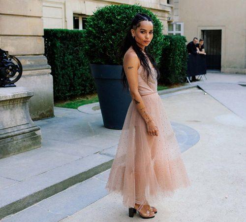 Mặc đẹp đẳng cấp như những quý cô Paris đi xem thời trang - 3
