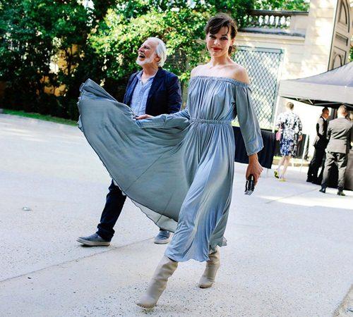 Mặc đẹp đẳng cấp như những quý cô Paris đi xem thời trang - 4