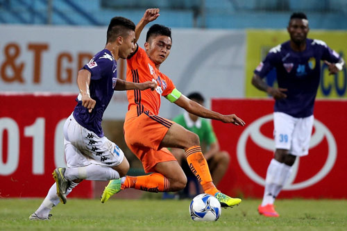 """Trước vòng 16 V-League 2016: Phố núi đón """"bão"""" - 2"""