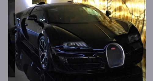 Ronaldo tậu siêu xe Bugatti Veyron mừng chức vô địch Euro - 4