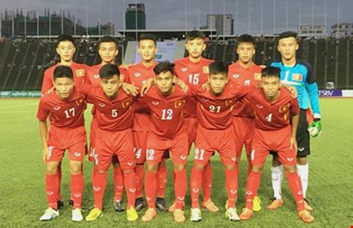 'Xuất phát điểm, bóng đá Việt Nam không thua ai!' - 1
