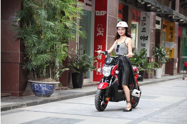 Phong cách thể thao mạnh mẽ - bền bỉ cùng Zoomer Dibao 2016 - 4
