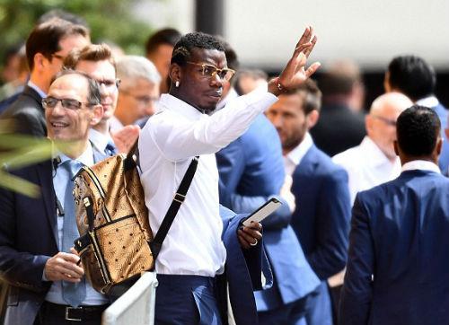 MU mua Pogba 100 triệu bảng, phải chờ cuối tháng 7 - 1