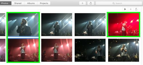 Cách chia sẻ hình ảnh lên Facebook, Twitter qua Apple Photos - 1